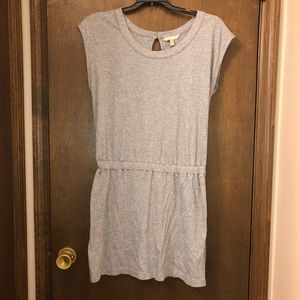 Banana Republic Grey Dress.